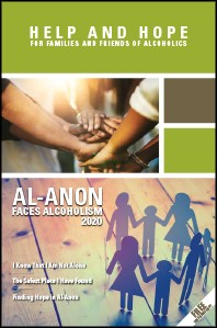 Cover of Al-Anon Faces Alcoholism magazine