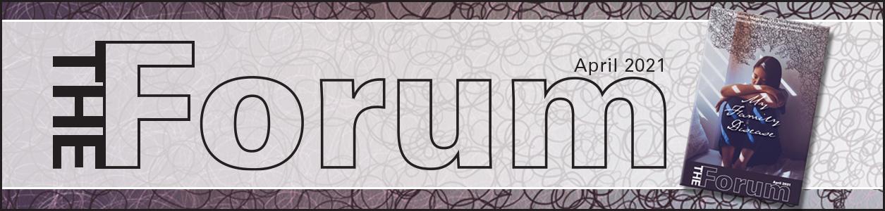 The Forum Magazine banner