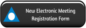 New Electronic Meeting Registration Form