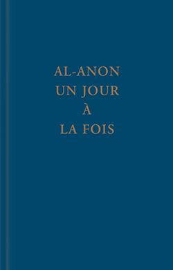 Al-Anon un jour à la fois