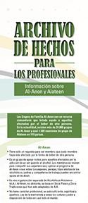 Archivo de hechos para profesionales