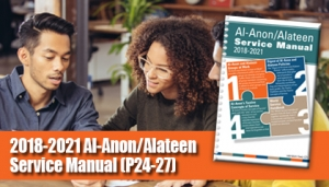 accessing the Al-Anon Service Manual online