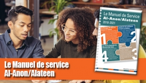 Le Manuel de Service Al-Anon/Alateen